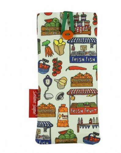 Selina-Jayne Market Day Limited Edition Designer Soft Glasses Case